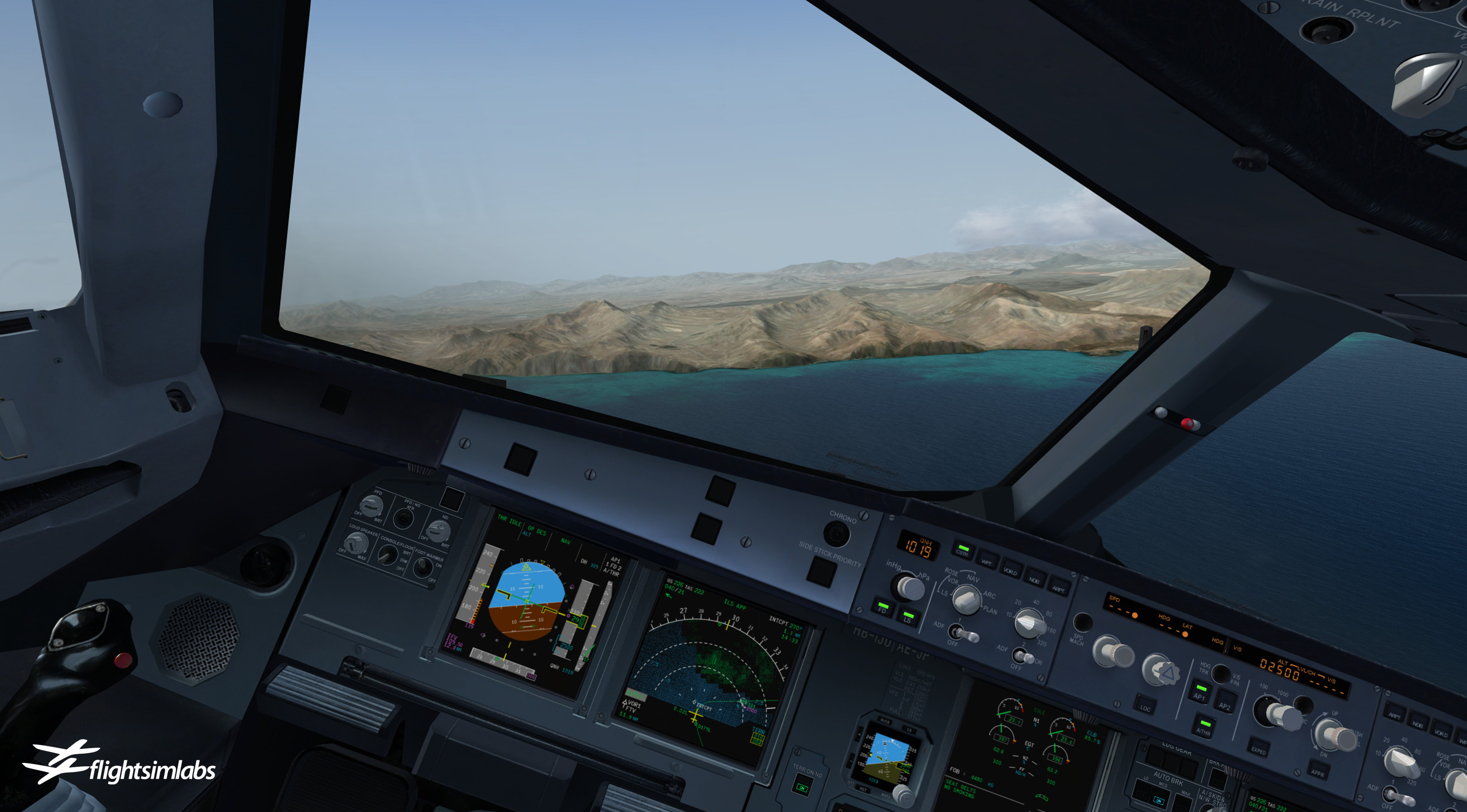 Preview Shots of Virtual Cockpit in P3D v4 - General Discussion